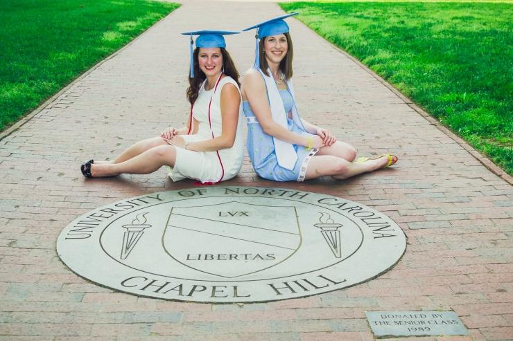 Best-Friends-Graduation-UNC