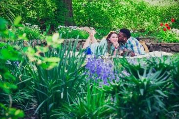 NC-Arboretum-Cute-Engagement-Photography